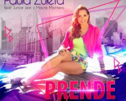 Paula Zuleta «Prende» las redes con su nuevo tema