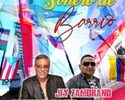 "Jey Zamorano Ft Pedro Arroyo ""Sonero De Barrio"""