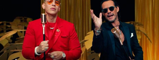 Marc Anthony está de regreso con una gran colaboración junto a Daddy Yankee