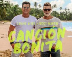 """Carlos Vives y Ricky Martin """"Canción Bonita"""""""